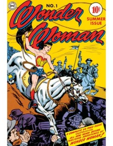 plaque-metal-vintage-wonder-woman-a-cheval